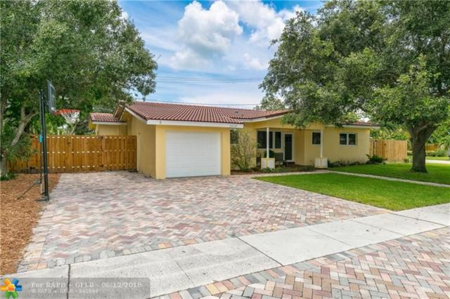 1610 SW 22nd Ave, Fort Lauderdale, FL 33312 (MLS #F10126939) :: Green Realty Properties