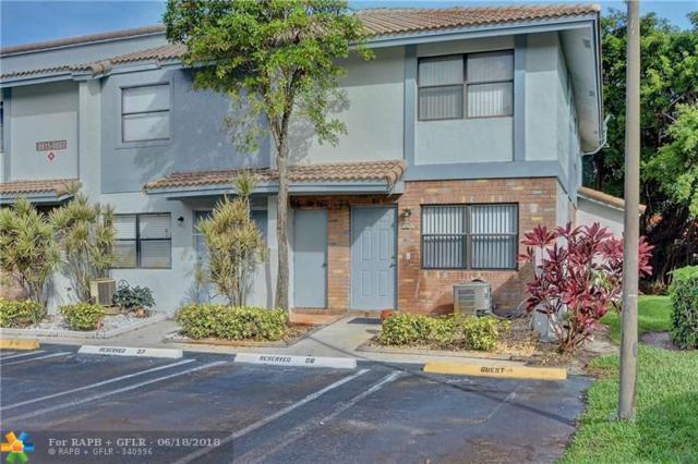 9897 Riverside Dr 12-8, Coral Springs, FL 33071 (MLS #F10126983) :: Green Realty Properties