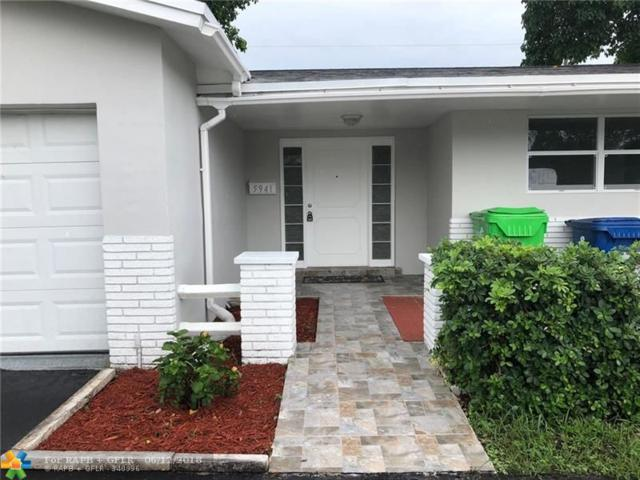 5941 NW 18th Ct, Sunrise, FL 33313 (MLS #F10126999) :: Green Realty Properties