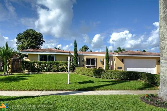 5841 NE 14th Ter, Fort Lauderdale, FL 33334 (MLS #F10127011) :: Green Realty Properties