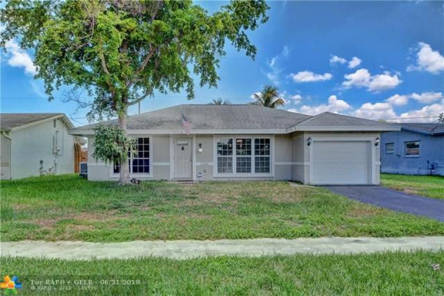 11431 NW 39th Pl, Sunrise, FL 33323 (MLS #F10127023) :: Green Realty Properties