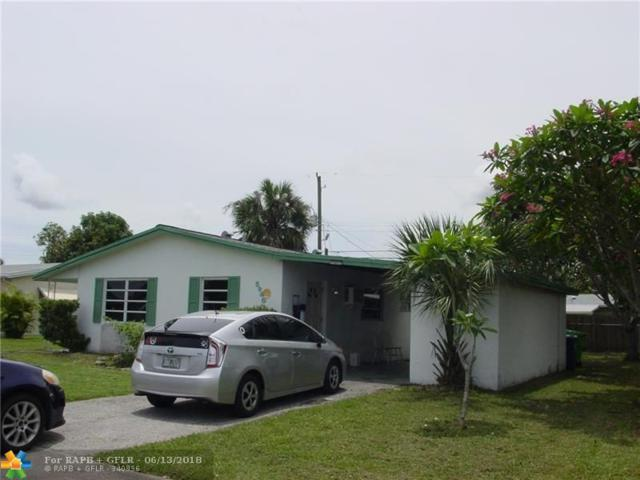 5940 NW 13th St, Sunrise, FL 33313 (MLS #F10127087) :: Green Realty Properties