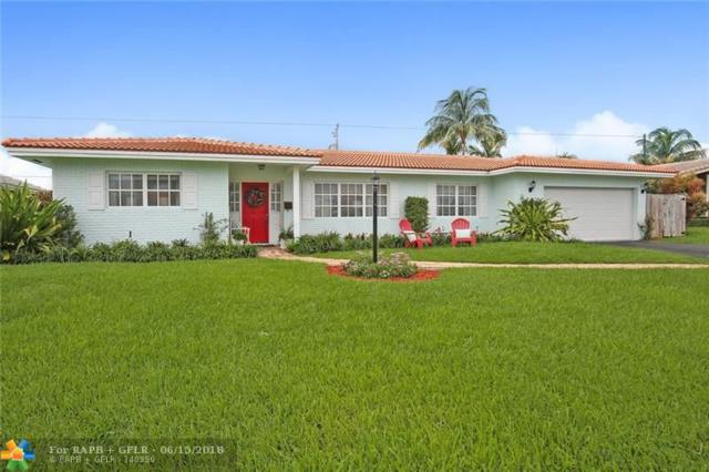 4231 NE 27th Ave, Lighthouse Point, FL 33064 (MLS #F10127152) :: Green Realty Properties