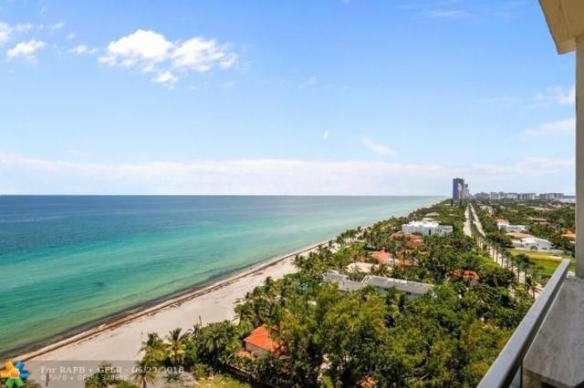 3180 S Ocean Dr #1616, Hallandale, FL 33009 (MLS #F10127171) :: Green Realty Properties
