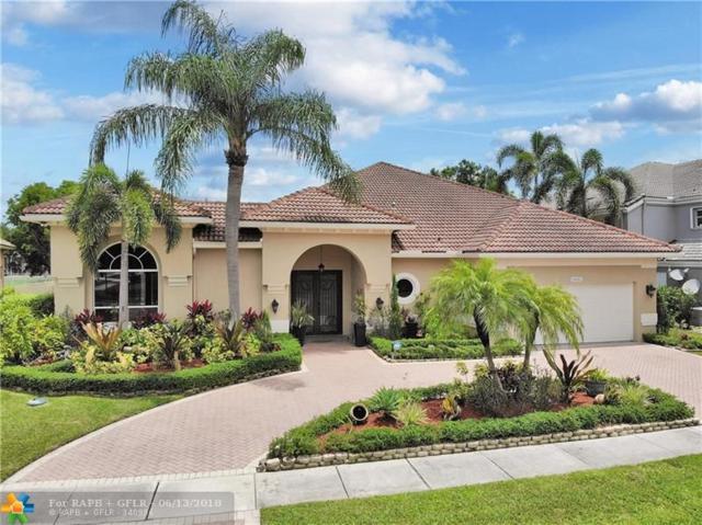 15651 SW 14th St, Pembroke Pines, FL 33027 (MLS #F10127180) :: Green Realty Properties
