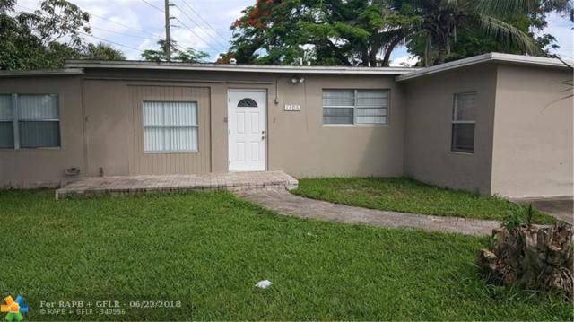 1305 NW 58TH AVE, Margate, FL 33063 (MLS #F10127185) :: Green Realty Properties
