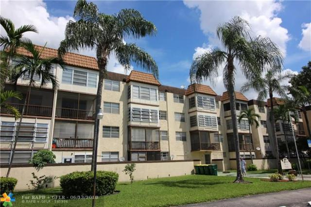 7100 NW 17th St #405, Plantation, FL 33313 (MLS #F10127195) :: Green Realty Properties