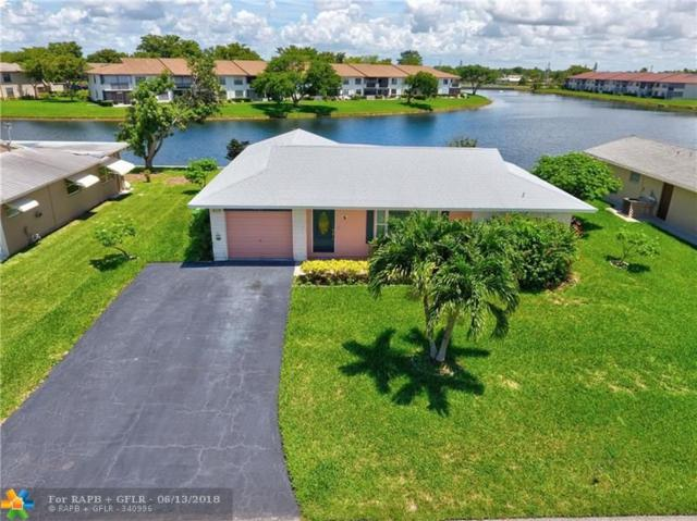 9703 NW 67th Ct, Tamarac, FL 33321 (MLS #F10127213) :: Green Realty Properties