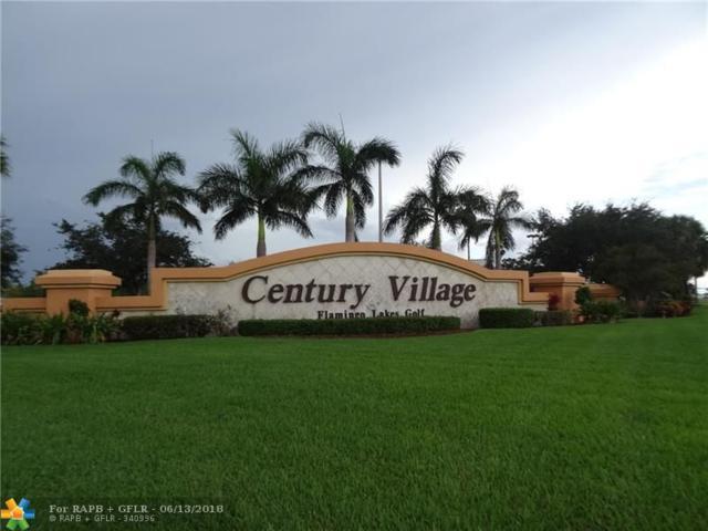 300 SW 134th Way E112, Pembroke Pines, FL 33027 (MLS #F10127246) :: Green Realty Properties