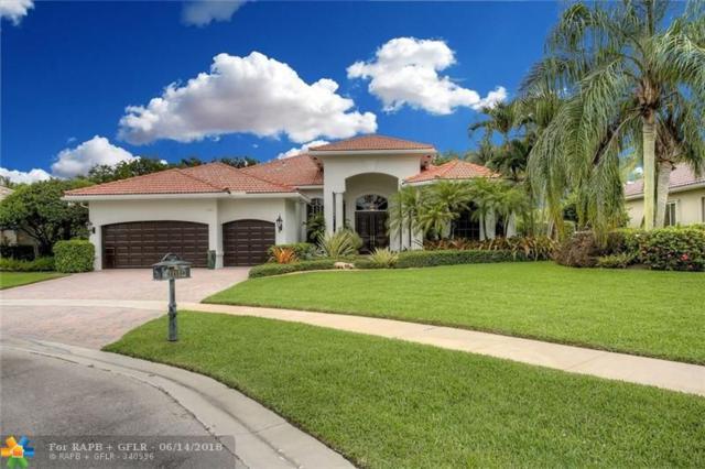 11151 Redhawk St, Plantation, FL 33324 (MLS #F10127259) :: Green Realty Properties