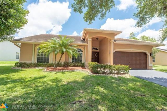 8925 NW 45th Ct, Coral Springs, FL 33065 (MLS #F10127271) :: Green Realty Properties