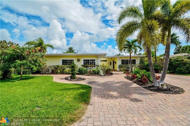 633 NW 28th St, Wilton Manors, FL 33311 (MLS #F10127275) :: Green Realty Properties