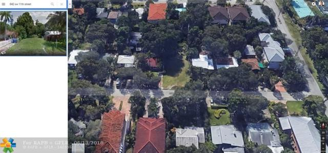 842 SW 11TH ST, Fort Lauderdale, FL 33315 (MLS #F10127294) :: Green Realty Properties