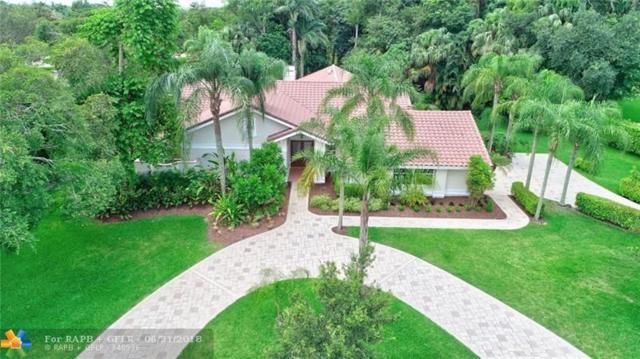 7801 Boulder Ln, Parkland, FL 33067 (MLS #F10127316) :: Green Realty Properties