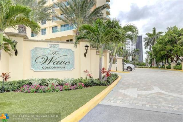 2501 S Ocean Dr Ph8, Hollywood, FL 33019 (MLS #F10127321) :: Green Realty Properties