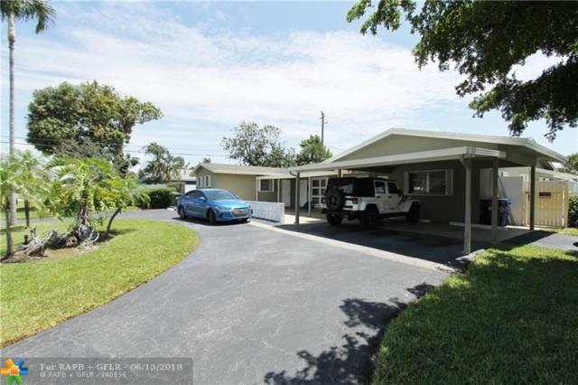 5050 NE 15th Ave, Fort Lauderdale, FL 33334 (MLS #F10127330) :: Green Realty Properties