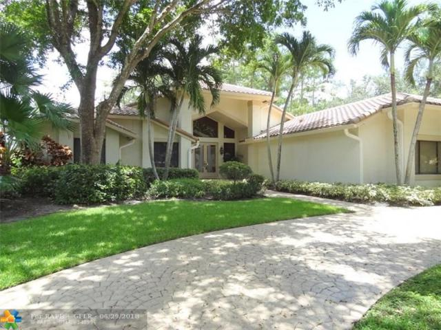 7830 Sequoia Ln, Parkland, FL 33067 (MLS #F10127334) :: Green Realty Properties