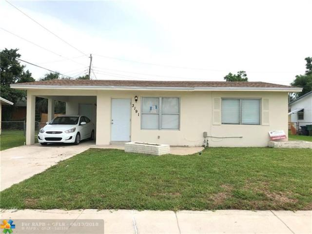 3191 NW 5th St, Lauderhill, FL 33311 (MLS #F10127336) :: Green Realty Properties
