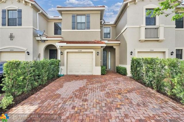 3308 NW 10th Ave #6, Pompano Beach, FL 33064 (MLS #F10127338) :: Green Realty Properties