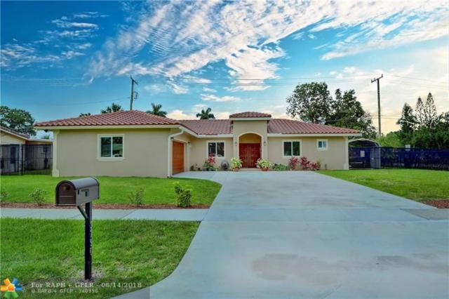 3790 NW 5th St, Lauderhill, FL 33311 (MLS #F10127343) :: Green Realty Properties