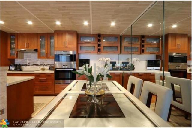1009 N Ocean Boulevard #303, Pompano Beach, FL 33062 (MLS #F10127350) :: Green Realty Properties
