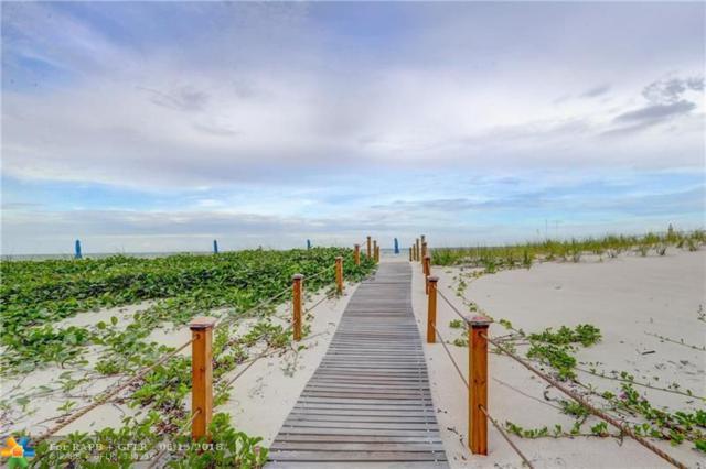 3600 Galt Ocean Dr 8D, Fort Lauderdale, FL 33308 (MLS #F10127354) :: Green Realty Properties
