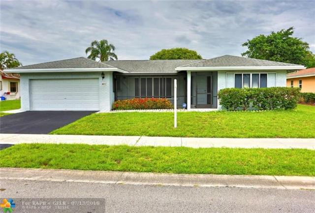 6411 NW 89th Ave, Tamarac, FL 33321 (MLS #F10127358) :: Green Realty Properties