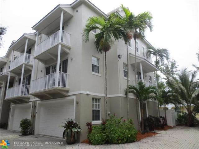 2685 NE 9th Ave #6, Wilton Manors, FL 33334 (MLS #F10127380) :: Green Realty Properties