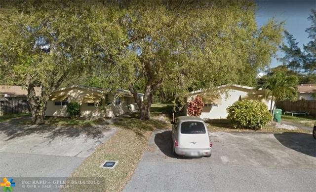 5060 SW 26th Ave, Dania Beach, FL 33312 (MLS #F10127497) :: Green Realty Properties