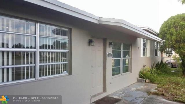 6441 SW 17th St, North Lauderdale, FL 33068 (MLS #F10127584) :: Green Realty Properties