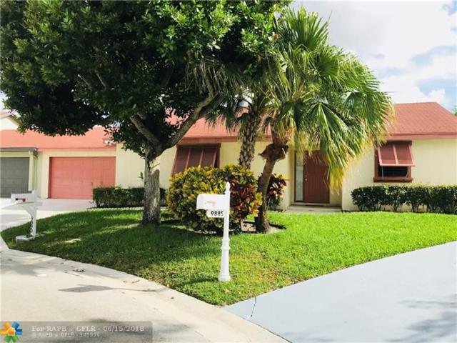 9893 Orange Park Trl #9593, Boca Raton, FL 33428 (MLS #F10127606) :: Green Realty Properties