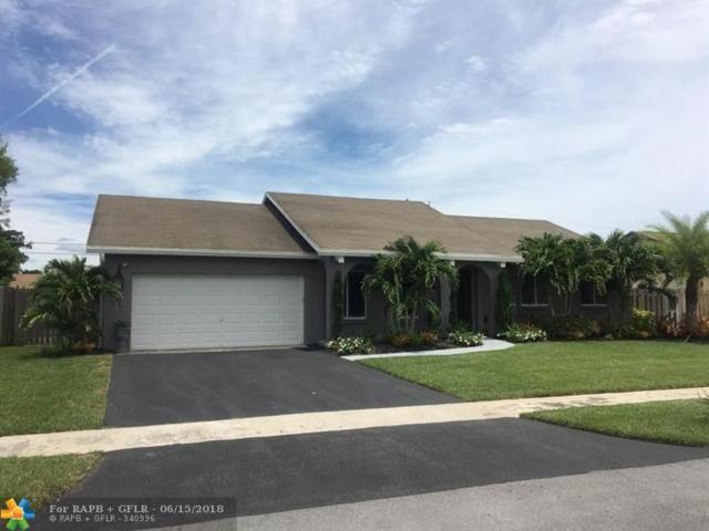 10641 NW 20th Ct, Sunrise, FL 33322 (MLS #F10127608) :: Green Realty Properties