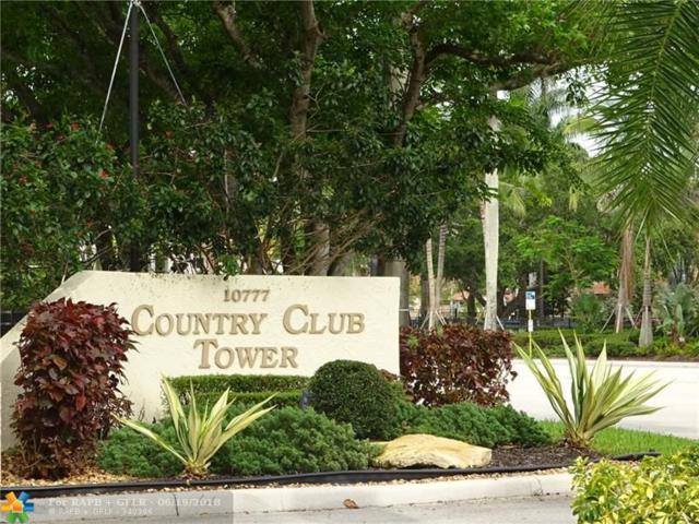 10777 W Sample Rd #215, Coral Springs, FL 33065 (MLS #F10127613) :: Green Realty Properties