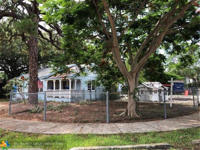1500 NE 4th Pl, Fort Lauderdale, FL 33301 (MLS #F10127633) :: Green Realty Properties