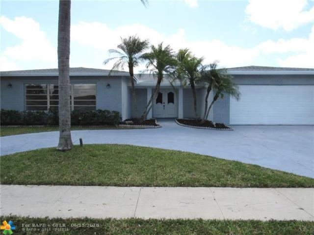 6650 NW 22nd Ct, Margate, FL 33063 (MLS #F10127663) :: Green Realty Properties