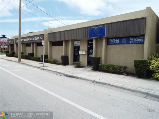 1150 E Atlantic Blvd, Pompano Beach, FL 33060 (MLS #F10127664) :: Green Realty Properties