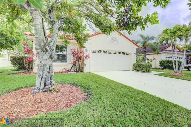 17444 NW 10th St, Pembroke Pines, FL 33029 (MLS #F10127674) :: Green Realty Properties