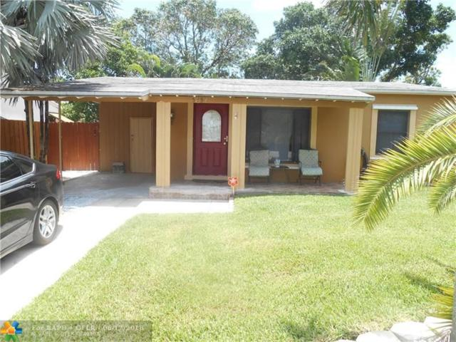 5256 NW 1st Ave, Oakland Park, FL 33309 (#F10127695) :: The Haigh Group | Keller Williams Realty