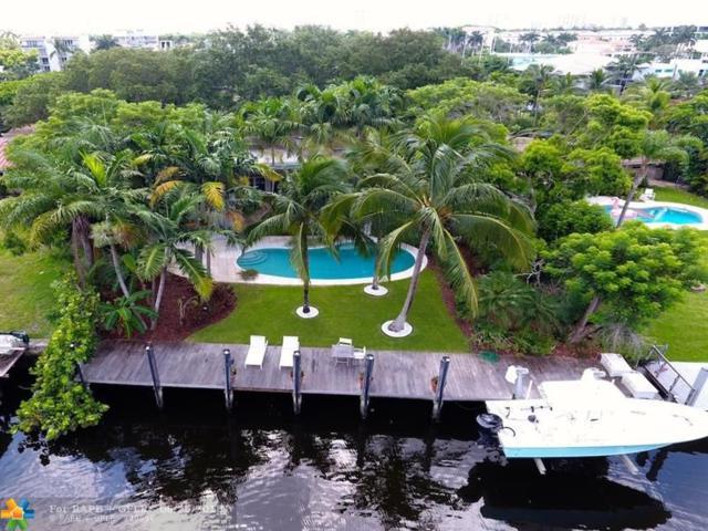 207 N Gordon Rd, Fort Lauderdale, FL 33301 (MLS #F10127708) :: Green Realty Properties