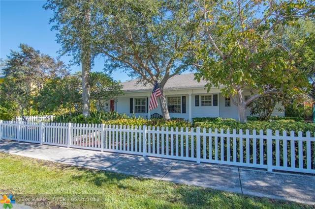 407 SE 4th Ave, Delray Beach, FL 33483 (MLS #F10127714) :: Green Realty Properties