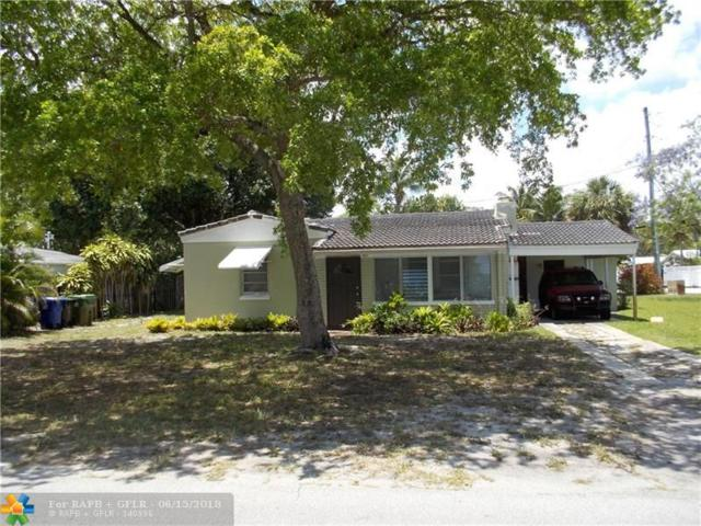 901 SW 9th Ave, Fort Lauderdale, FL 33315 (MLS #F10127725) :: Green Realty Properties