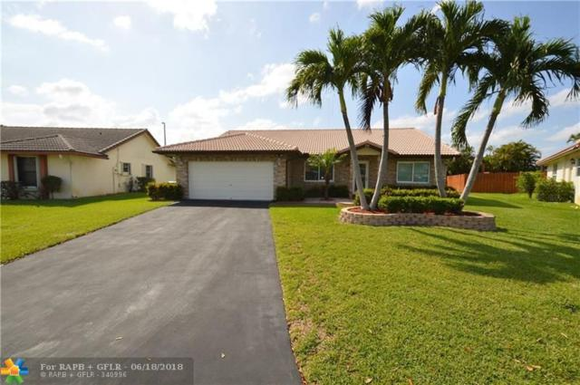 736 NW 106th Ave, Coral Springs, FL 33071 (MLS #F10127730) :: Green Realty Properties