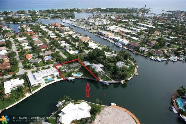 3001 NE 27th Ave, Lighthouse Point, FL 33064 (MLS #F10127741) :: Green Realty Properties