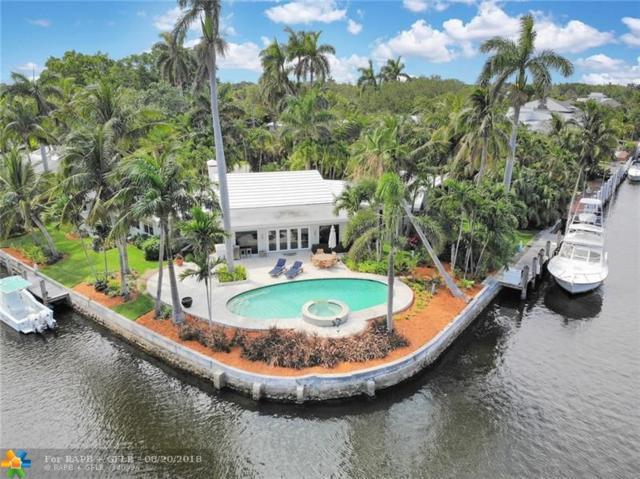 80 N Gordon Rd, Fort Lauderdale, FL 33301 (MLS #F10127751) :: Green Realty Properties