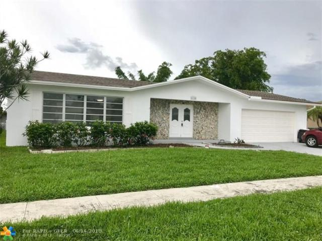 6720 NW 22nd Ct, Margate, FL 33063 (MLS #F10127769) :: Green Realty Properties
