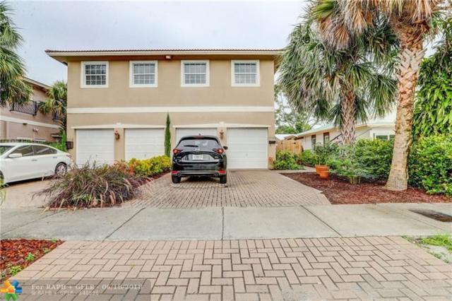 1110 NE 2nd Ave, Fort Lauderdale, FL 33304 (MLS #F10127800) :: Green Realty Properties