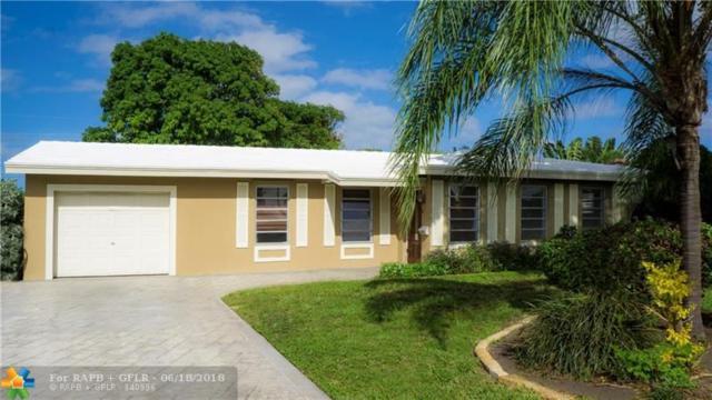 2651 NE 51st Ct, Lighthouse Point, FL 33064 (MLS #F10127899) :: Green Realty Properties