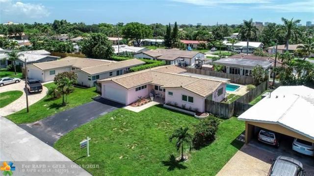 5712 NE 17th Ave, Fort Lauderdale, FL 33334 (MLS #F10127934) :: Green Realty Properties