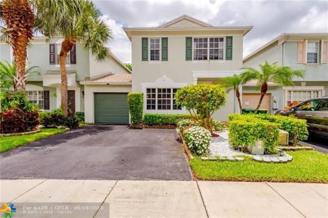 9540 Bradshaw Ln #9540, Tamarac, FL 33321 (MLS #F10127950) :: Green Realty Properties