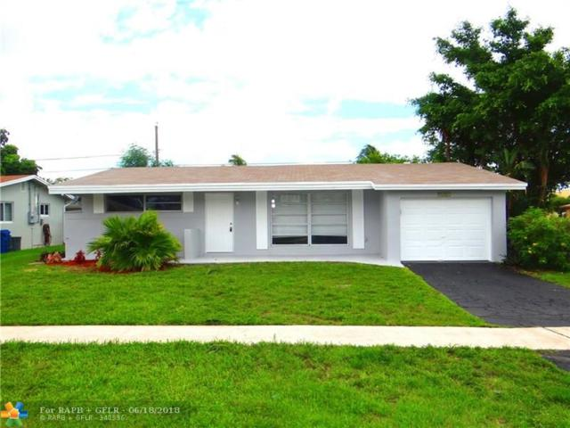 8521 NW 28th Pl, Sunrise, FL 33322 (MLS #F10128008) :: Green Realty Properties